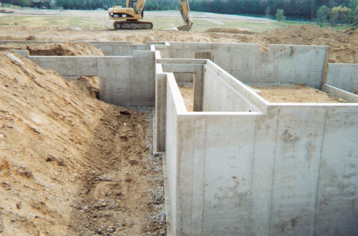 Basement Excavation, Howard's Excavating: Www