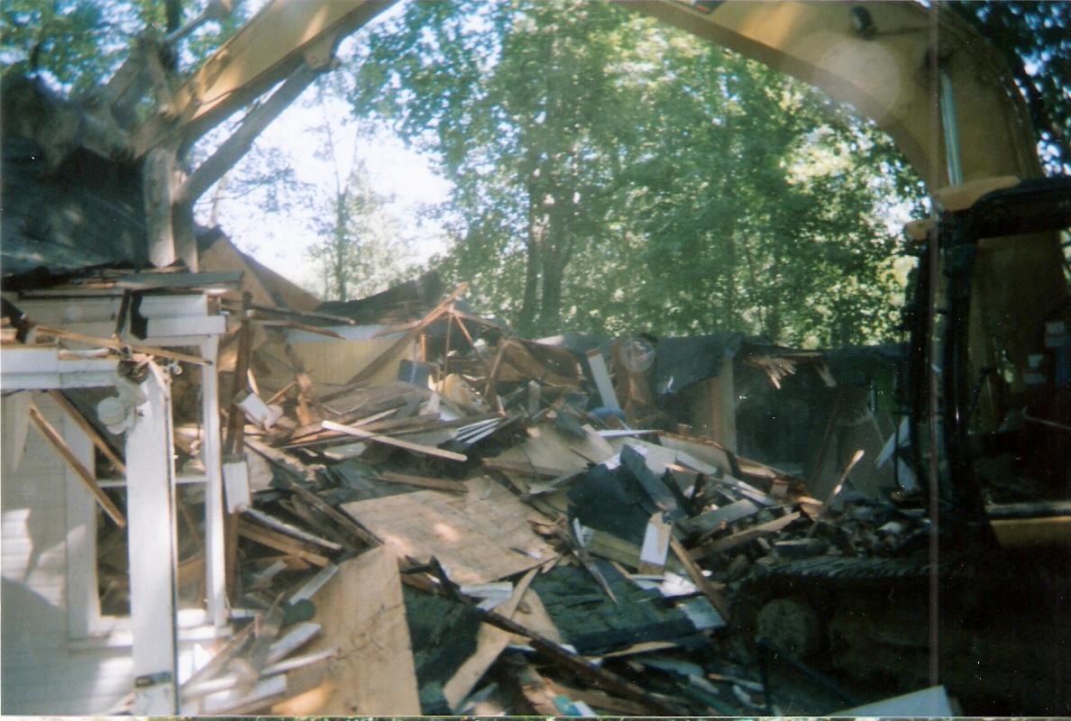 auto demolition
